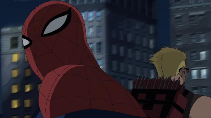 Приключения человека-паука: выпуск 027