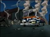 TMNT 2003 (2 сезон 15 серия) Война в городе. Часть 2