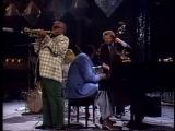 Рой Элдридж(труба)и трио Оскара Питерсона(ф-но)1977г.(1)