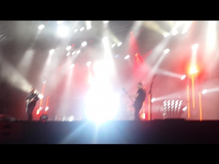Muse - Mercy (GREENFEST SPB 2015)