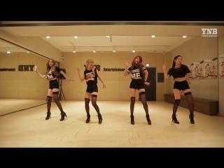 BESTie - Excuse Me (Dance Practice)