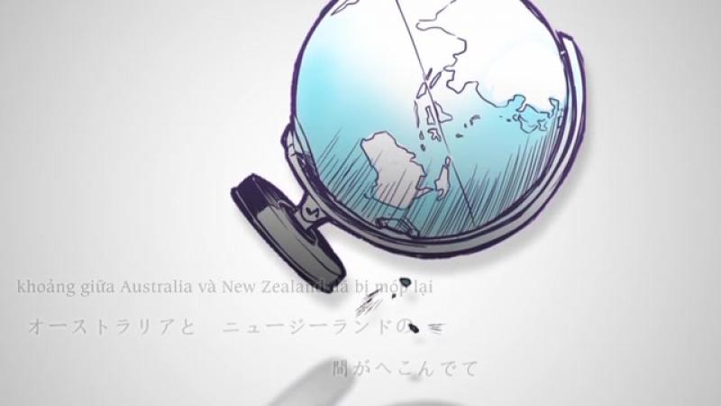 [NNDFC} Chikyuu no Akichi - Harry ft. KK -Utaite Vietsub-
