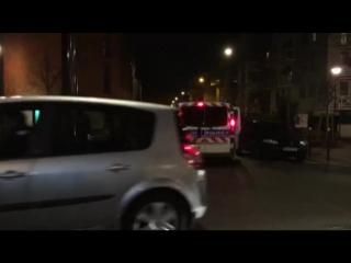 Полиция предотвратила теракт под Парижем
