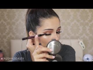 Макияж Арианы Гранде. Вечерний макияж.