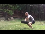 Комплекс упражнений с автомобильными покрышками 2