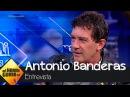 Antonio Banderas: No he vistiado Altamira por no levantar la liebre - El Hormiguero 3.0