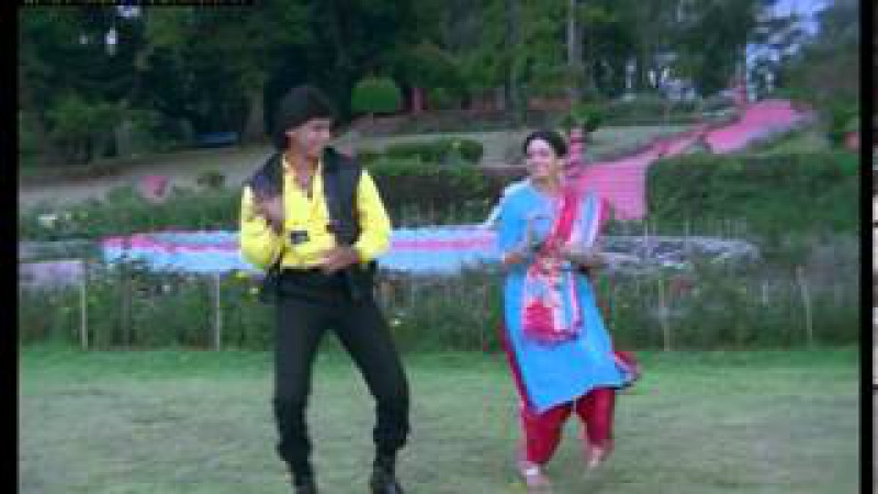 Watan Ke Rakhwale Movie Song- Tere Mere Beech Mein- Mohammed Aziz, Kavita Krishnamurthy