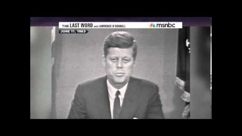 The Last Word - John F. Kennedy's 'finest moment'