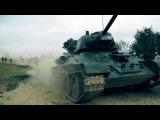 Съемка танкового сражения в формате 360: как это происходит