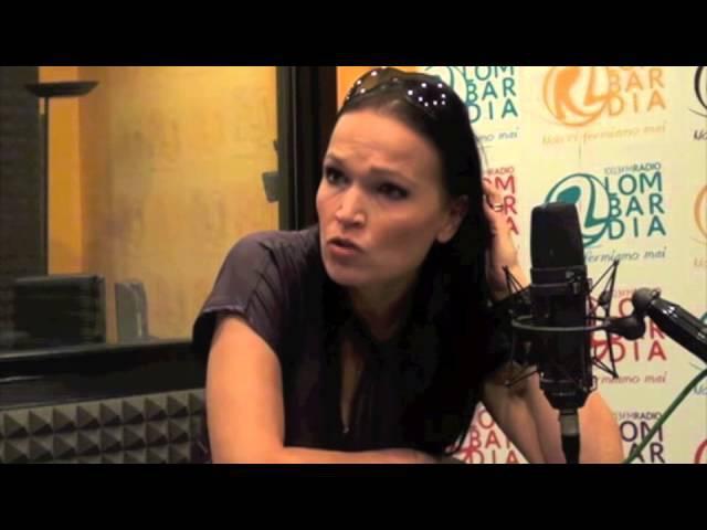 Tarja - interview @Linea Rock