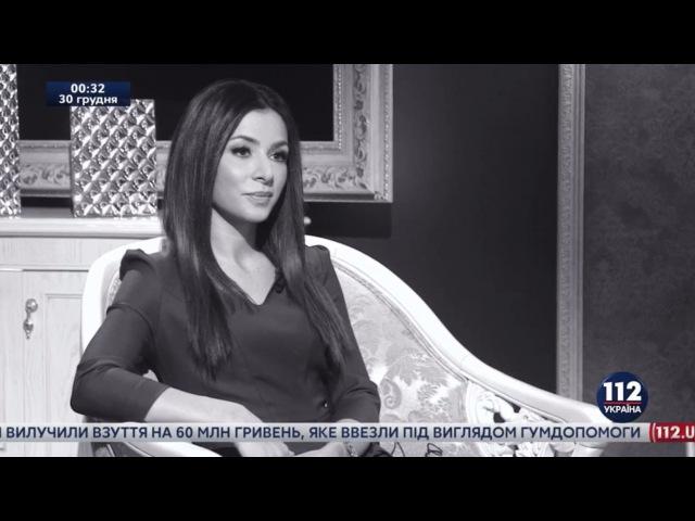 Злата Огневич, украинская певица, – гостья ток-шоу Люди. Hard Talk. Выпуск от 29.12.2015