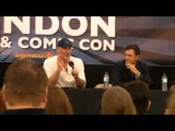 London Film & Comic Con 2012: X Files Talk with Mitch Pileggi and Nicholas Lea