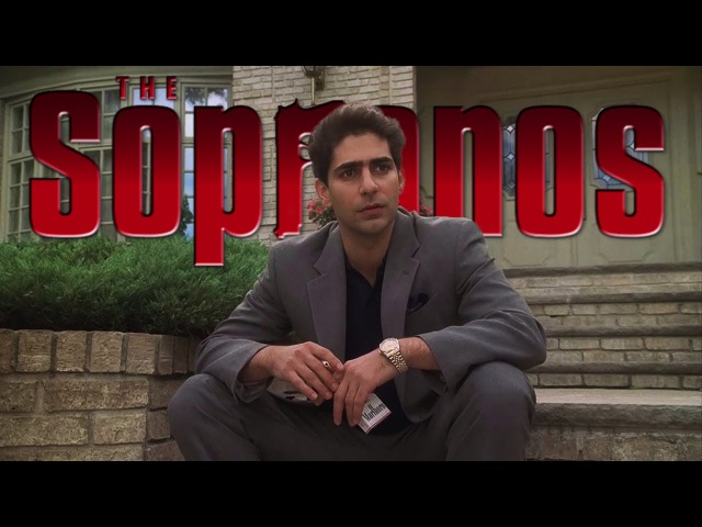 The Sopranos - The Three Musketeers -