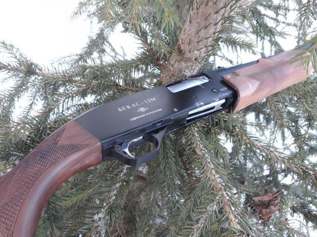 Бекас -12М. Русское ружьё с большой буквы))