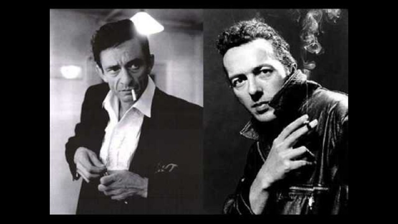 Johnny Cash Joe Strummer - Redemption Song