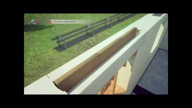 Как правильно класть газоблок