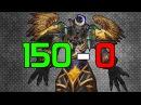 Thyraz 2v2 150-0 Score Warlords of Draenor