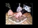 Ажуры на крышках для плетеных шкатулок. Мастер-класс, часть 4