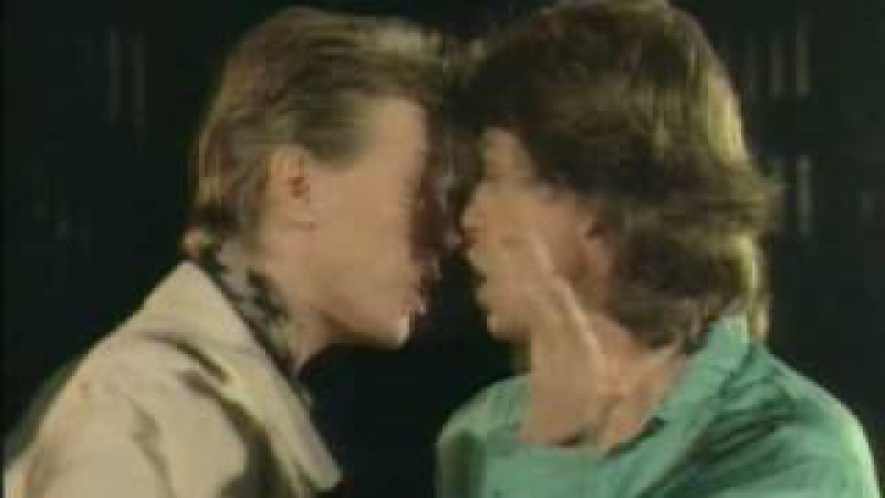 David Bowie Mick Jagger - Dancing In The Street