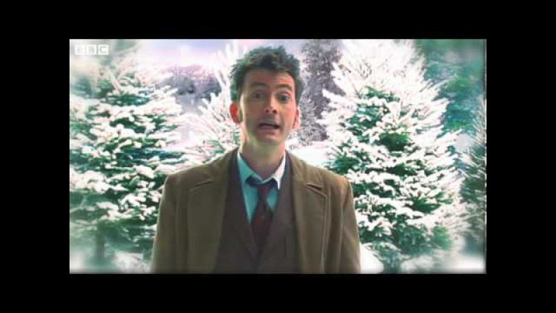 Merry Christmas from Doctor Who and BBC One