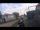 Ukraine War - Helmet Cam Firefight Results In Friendly Fire Incident Between Pro Russians