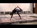 Tao Porchon-Lynch. Yoga demonstration Тао Пошон Линч. Мастер-класс по йоге