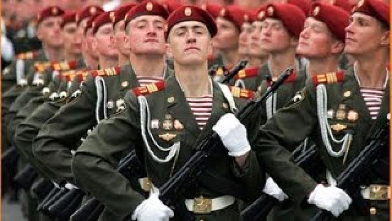 27 марта - День Внутренних войск МВД России.©