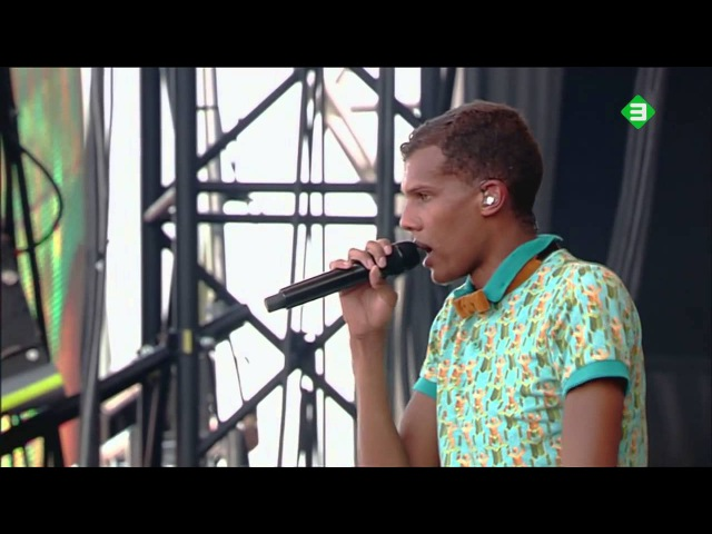 Stromae - Papaoutai (Pinkpop 09-06-2014)