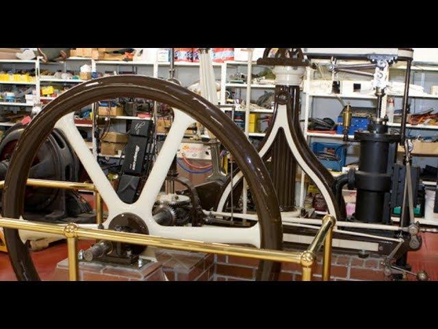 1832 Steam Engine - Jay Lenos Garage