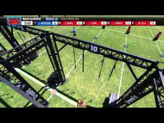 2014 Reebok CrossFit Games -  Individual Muscle up Biathlon Men Heat 1