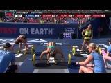 2014 Reebok CrossFit Games - Individual 21-15-9 Complex Women Heat 1