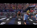 2014 Reebok CrossFit Games - Individual 21-15-9 Complex Men Heat 4