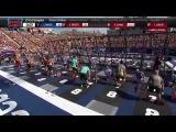 2014 Reebok CrossFit Games - Individual 21-15-9 Complex Men Heat 2