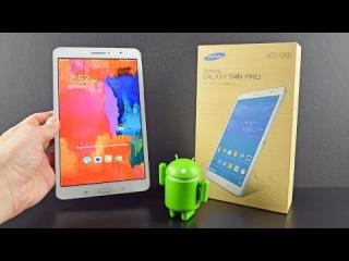 Samsung Galaxy Tab Pro 8.4 SM-T320 Обзор ◄ Quke.ru ►