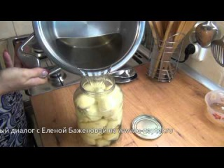 Груши в сахарном сиропе / How to preserve Canning pears in sugar syrup ♡ English subtitles