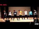 100% - Bad Boy (dance practice) DVhd