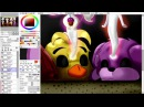 Speedpaint - Don't go (good ending) - Five Nights at Freddy's 3