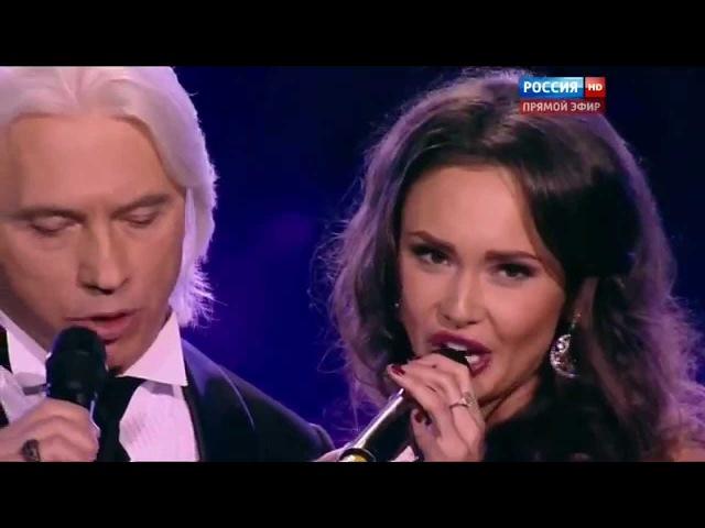 A. Garifullina D. Hvorostovsky. 2015.10.12 - Deja Vu (Igor Krutoy)