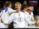 Россия Эстония Отборочный матч ЧМ 2006