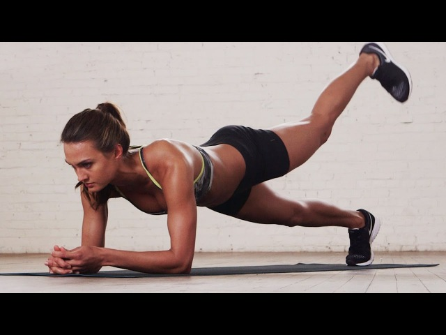 The Three-Minute Perfect Plank Workout