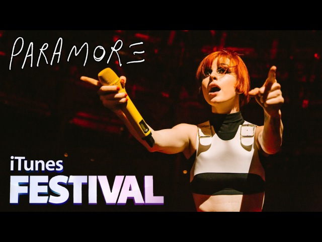 Paramore iTunes Festival 2013 Full Show HD