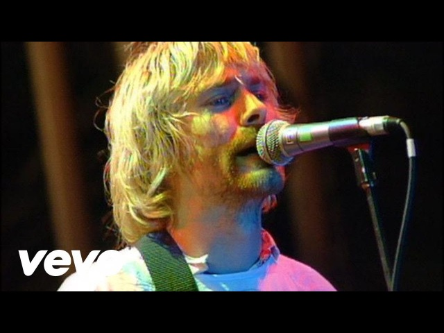 Nirvana The Money Will Roll Right In Live at Reading 1992