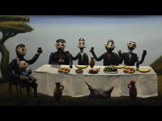 Гора самоцветов - Подарки черного ворона (The Gifts of the Black Raven) Грузинская сказка