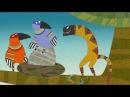 Гора самоцветов - Как обманули змея. Нивхская сказка