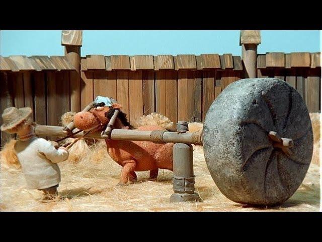 Гора самоцветов - Как пан конем был (As pan horse was) Белорусская сказка