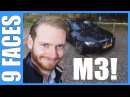 9 FACES YOU WILL MAKE DRIVING A BMW E92 M3!