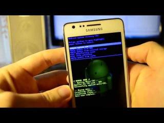 Как сделать сброс на самсунге андроид