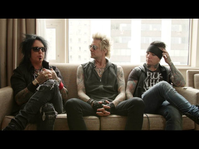 SIXX:A.M. Interview with Nikki Sixx, James Michael DJ Ashba on 'Prayers For The Damned' [NN020]