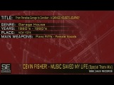 Cevin Fisher - Music Saved My Life (Special Thanx Mix) (Maxi Records 1996)