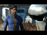 Обзор геймплея Fallout 4 с E3 2015 (Review)